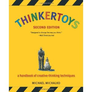 Thinkertoys2 Books on Creativity