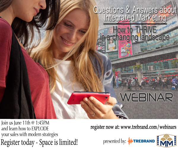 webinar postcard lowres New Webinar: Q&A About Intergrated Marketing How to THRIVE in Changing Landscape