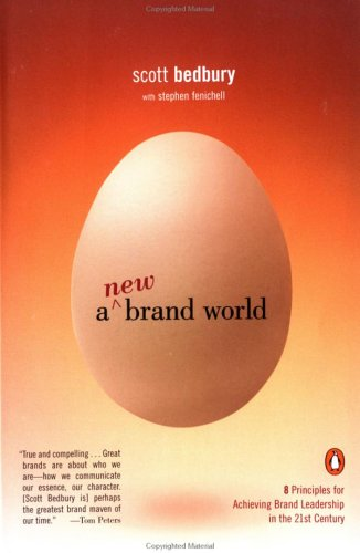New Brand World Top 10 Books on Marketing