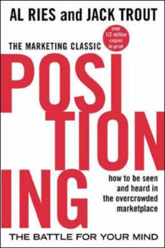 Positioning the Battle For Your Mind Top 10 Books on Marketing