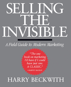 Selling The Invisible Top 10 Books on Marketing