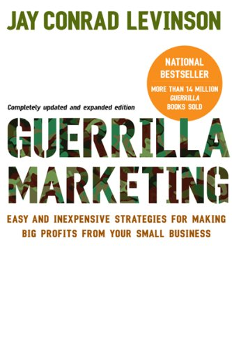 guerrilla marketing Top 10 Books on Marketing
